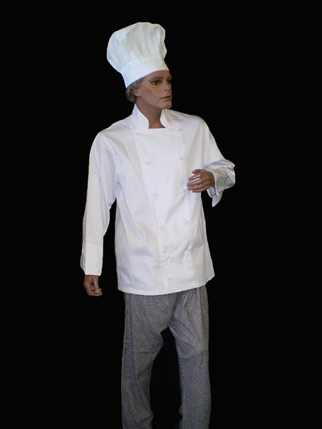 Chef costume or uniform