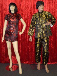 Chinese costumes