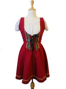 Cute German or Bavarian costume