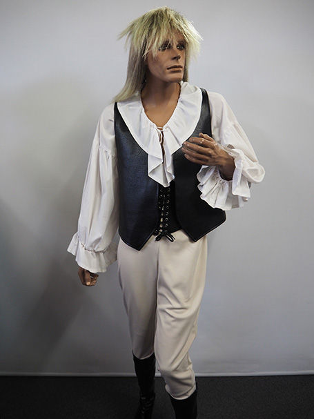David Bowie Goblin King inspired costume