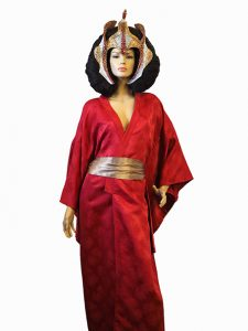 Padme Armidala costume Star Wars