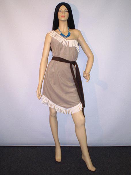 Pocahontas Indian squaw costume