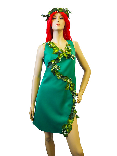 Poison Ivy dress style
