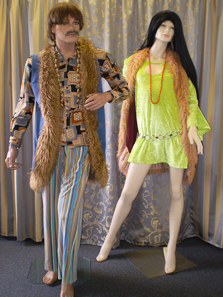 Sonny & Cher costumes