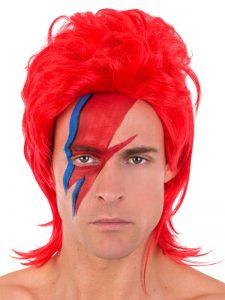 Ziggy Stardust wig
