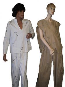 Colonial convict costumes