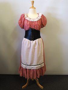 German long skirt