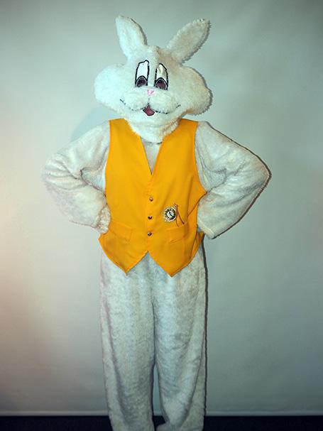 Alice in Wonderland costumes, The White Rabbit