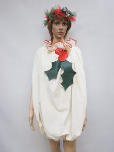Christmas pudding costume
