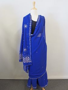 Saree Bollywood costume