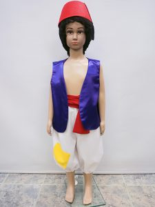 Aladdin costume for kids