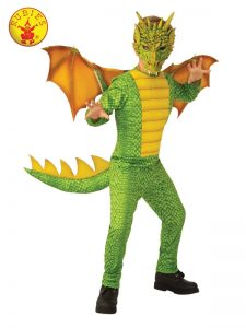 Child's Dragon costume