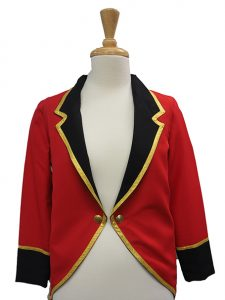 Child's Ringmaster jacket