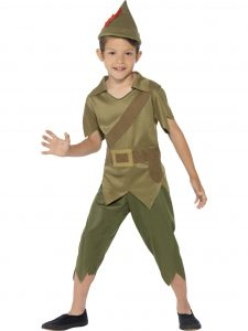 Kid's Peter Pan or Robin Hood costume