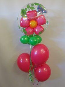 Bubble flower bouquet