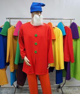 Adult 7 dwarf costumes