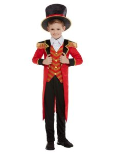 Kid's Ringmaster costume