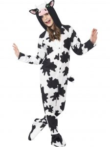 Kid's cow costume