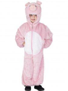 Kid's pig costume