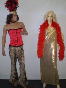 Drag combos in red & gold