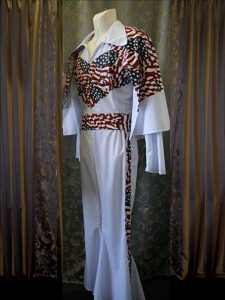Evil Knievil or Human Cannonball Circus costume