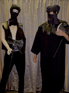 Executioner costumes