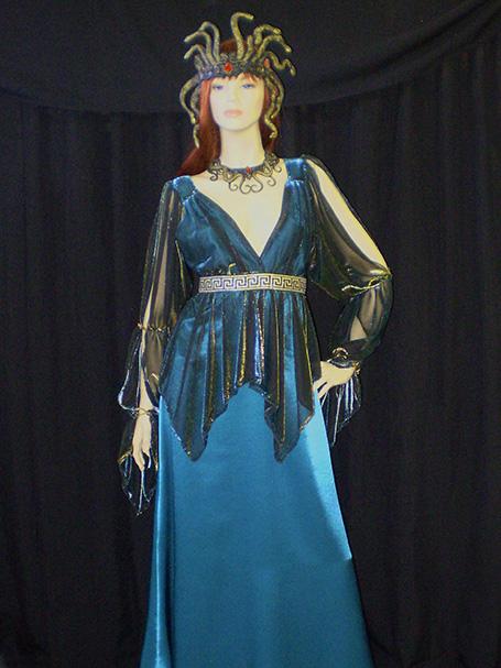 Goddess Medusa  costume