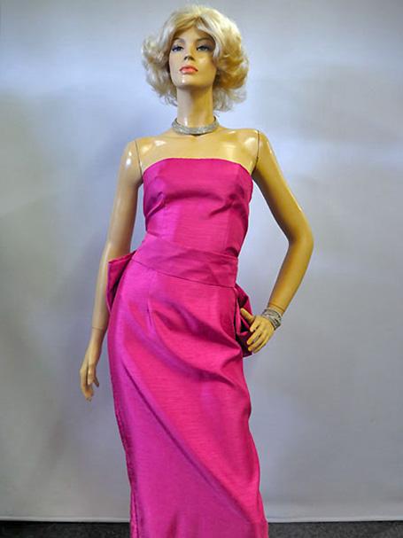 Pink Marilyn Munroe costume