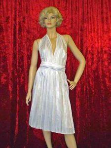 White Marilyn costume