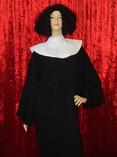 Whoopi sister act nun costume